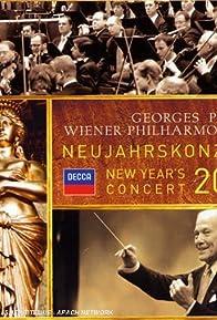 Primary photo for Neujahrskonzert der Wiener Philharmoniker