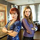 Naomi Judd and Danielle Panabaker in Nearlyweds (2013)