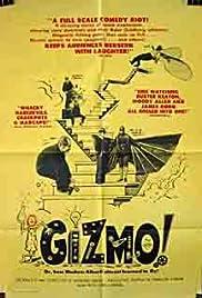Gizmo!(1977) Poster - Movie Forum, Cast, Reviews