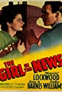 The Girl in the News (1940) Poster