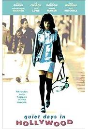 Quiet Days in Hollywood (1997) film en francais gratuit