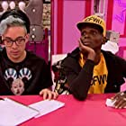 Jaremi Carey and Coco Montrese in RuPaul's Drag Race All Stars (2012)