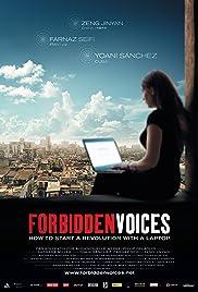 Forbidden Voices Poster