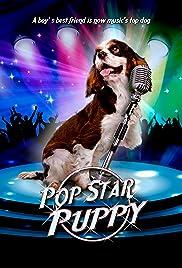 Pop Star Puppy Poster