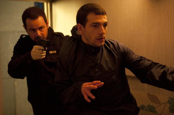 Danny Dyer and Josef Altin in Vendetta (2013)