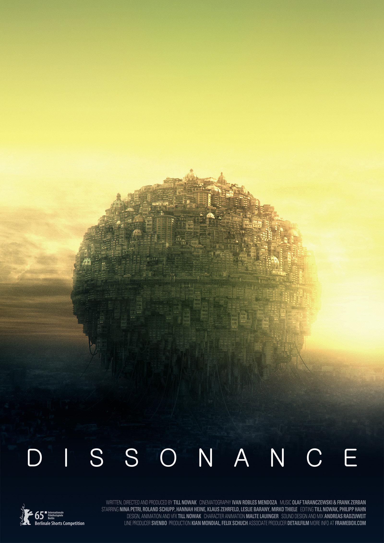 دانلود زیرنویس فارسی فیلم Dissonance