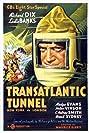 Transatlantic Tunnel (1935) Poster