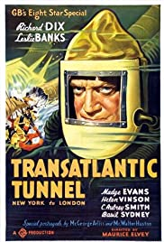 Transatlantic Tunnel Poster