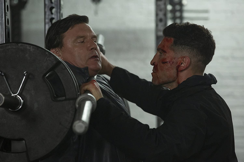 Jon Bernthal in The Punisher (2017)