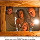 James Buckley, Denis O'Hare, Christa Nicola, and Ashley Hinshaw in The Pyramid (2014)
