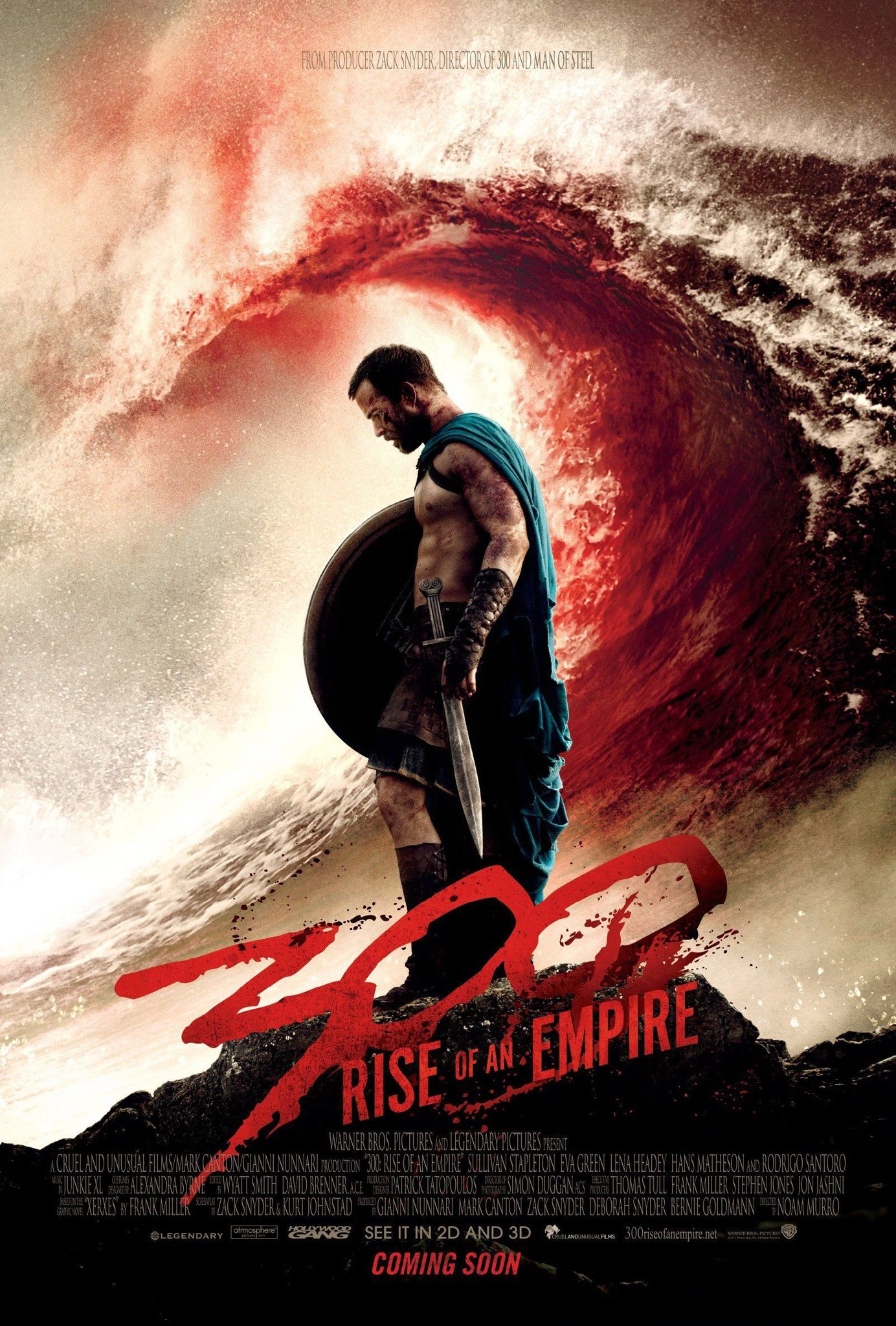 [18+] 300: Rise of an Empire (2014) Bluray 480p 720p 1080p Dual Audio (Hindi + English) DD5.1 | x264 & Hevc 10bit