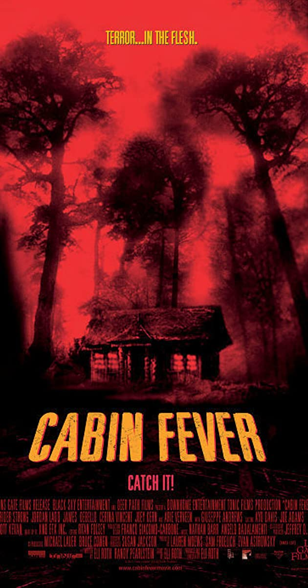 Subtitle of Cabin Fever