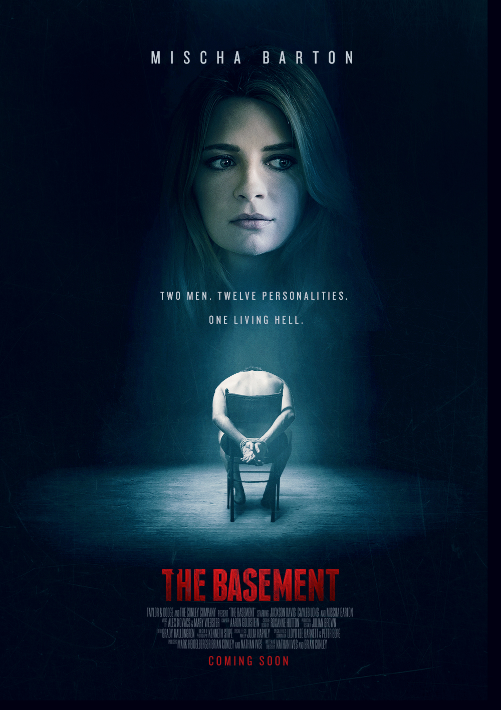 The Basement (2018) Full Movie [In English] With Hindi Subtitles | BluRay 720p [1XBET]