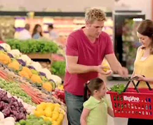HYVEE Commercial with Curtis Stone & Anita Cordell