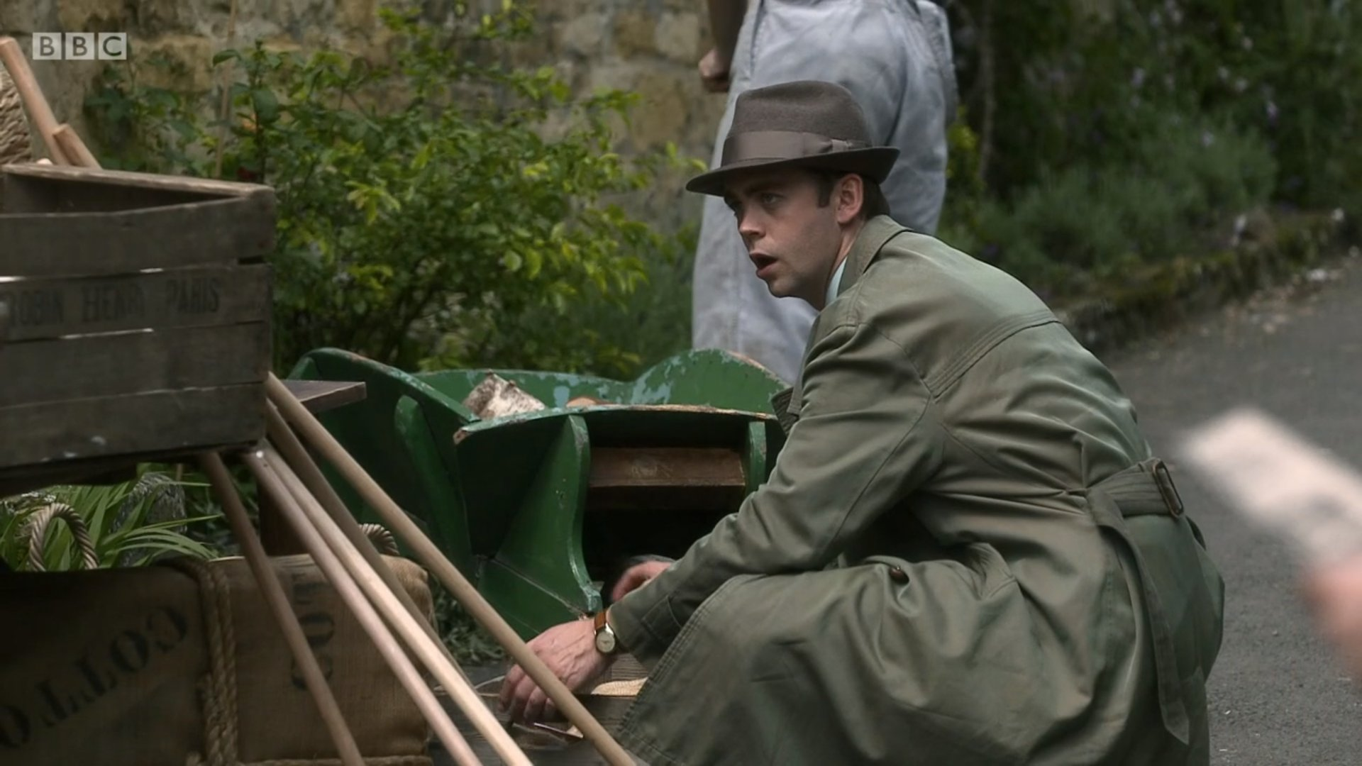 Alex Price in Father Brown (2013)