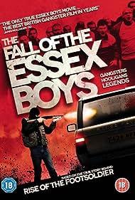 The Fall of the Essex Boys (2014) Poster - Movie Forum, Cast, Reviews