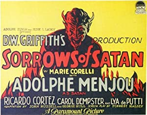 D.W. Griffith The Sorrows of Satan Movie