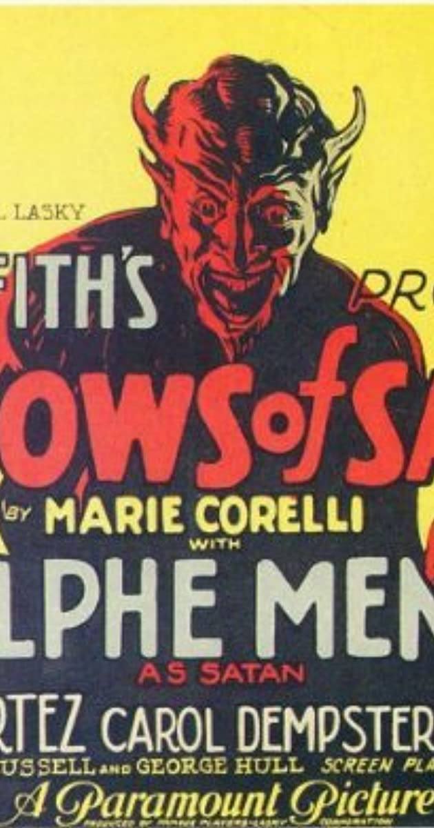 The Sorrows of Satan (1926) - The Sorrows of Satan (1926) - User