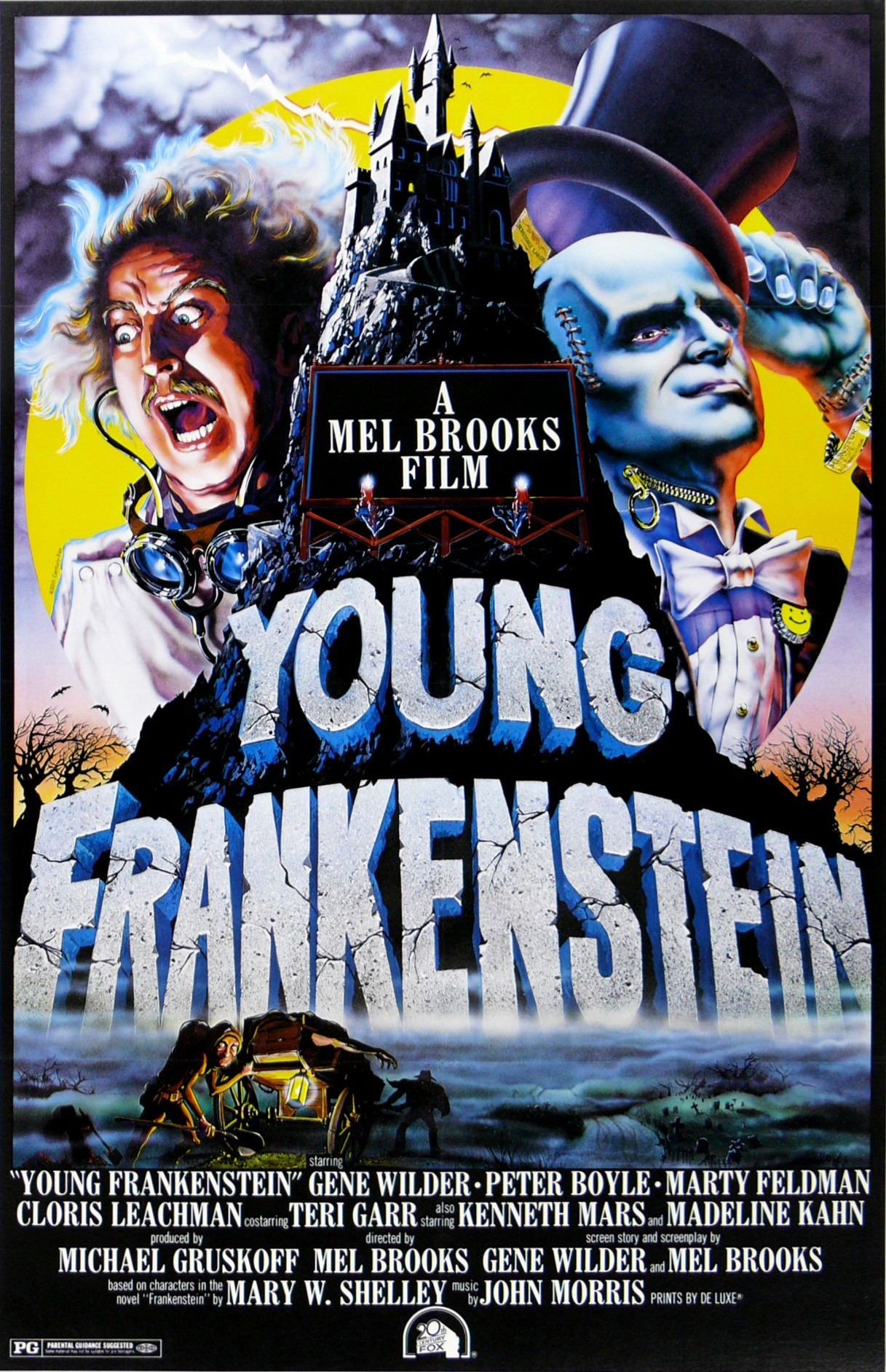 Image result for young frankenstein movie