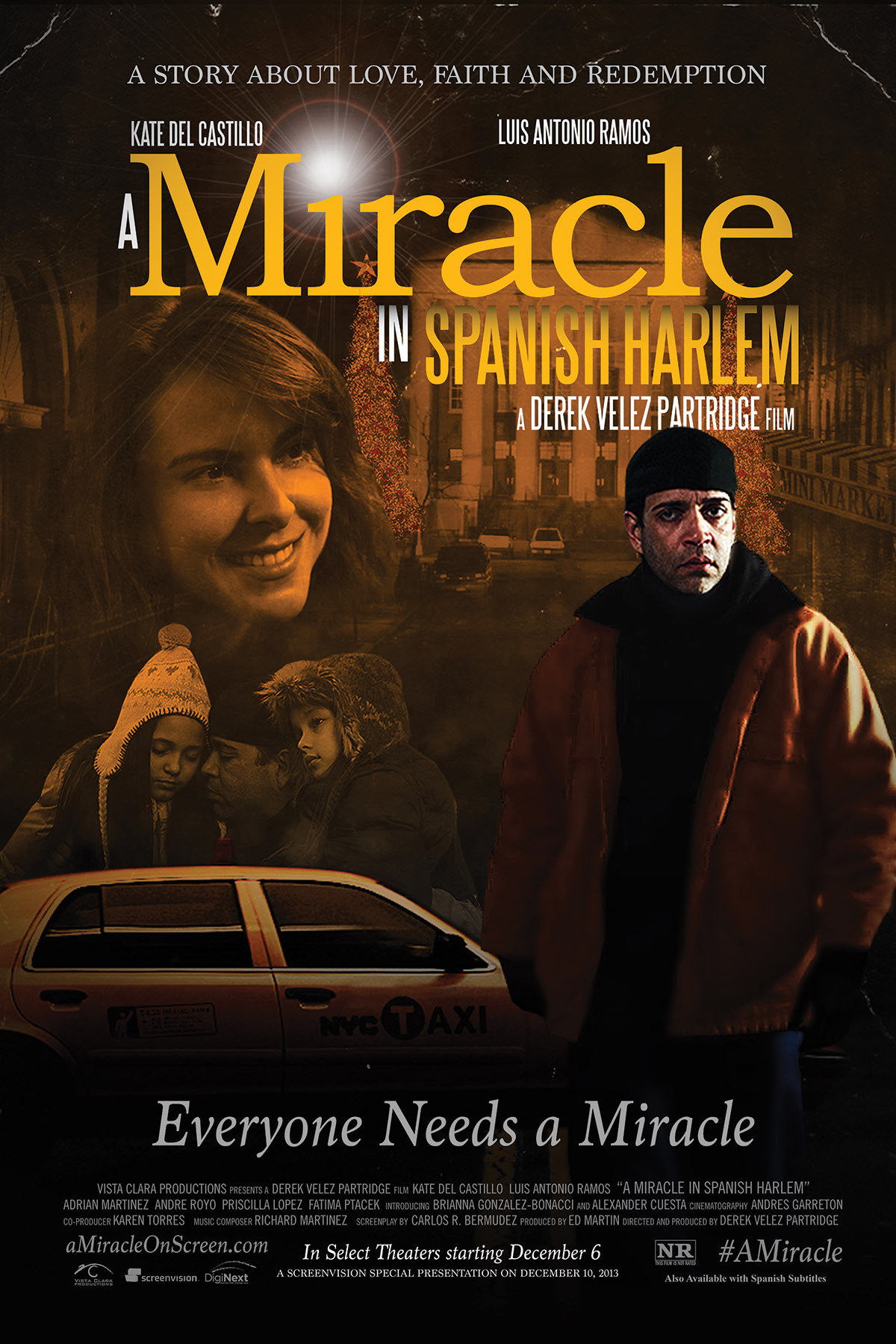 A Miracle In Spanish Harlem 2013
