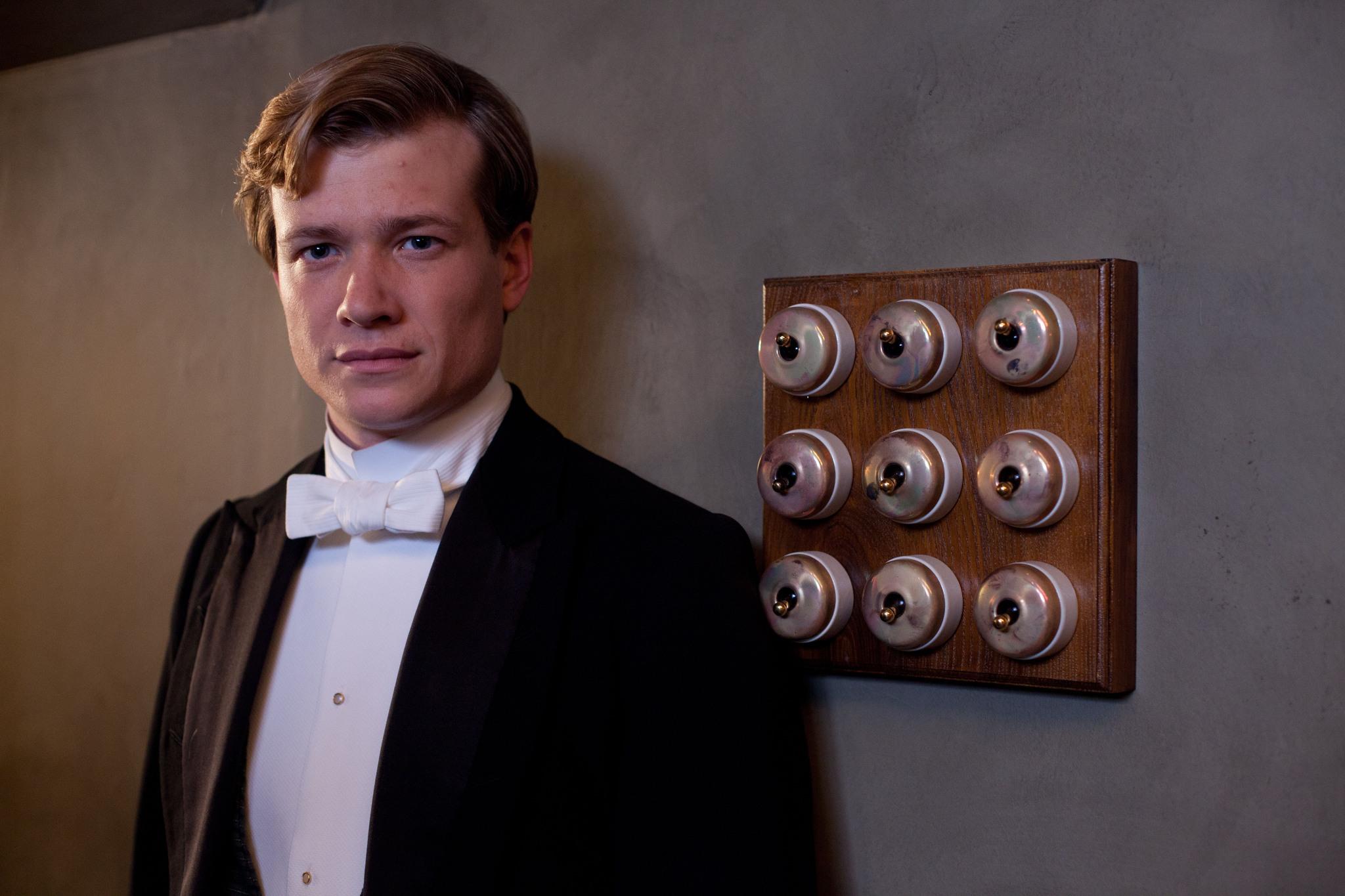 Ed Speleers in Downton Abbey (2010)