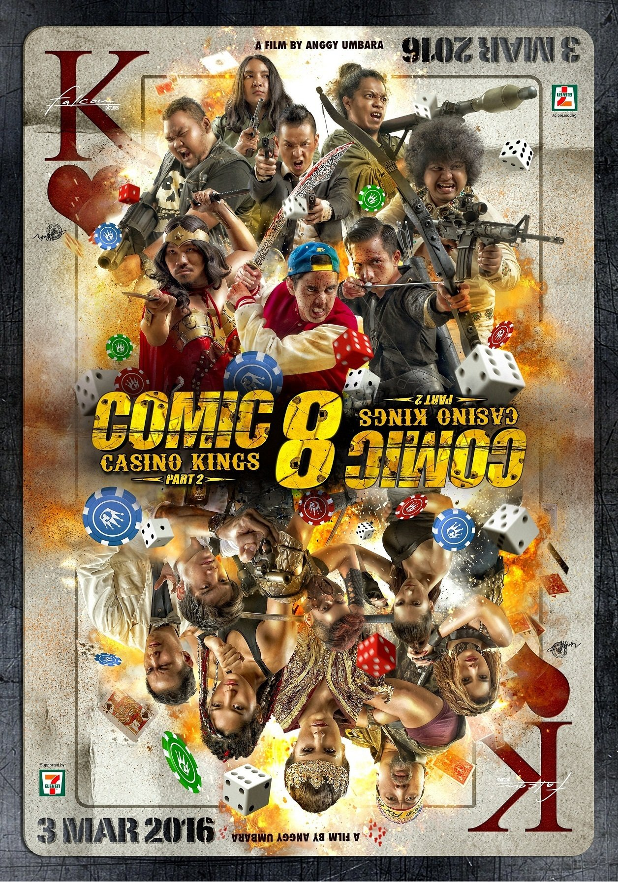 Film casino kings comic 8 euro casino free bonus