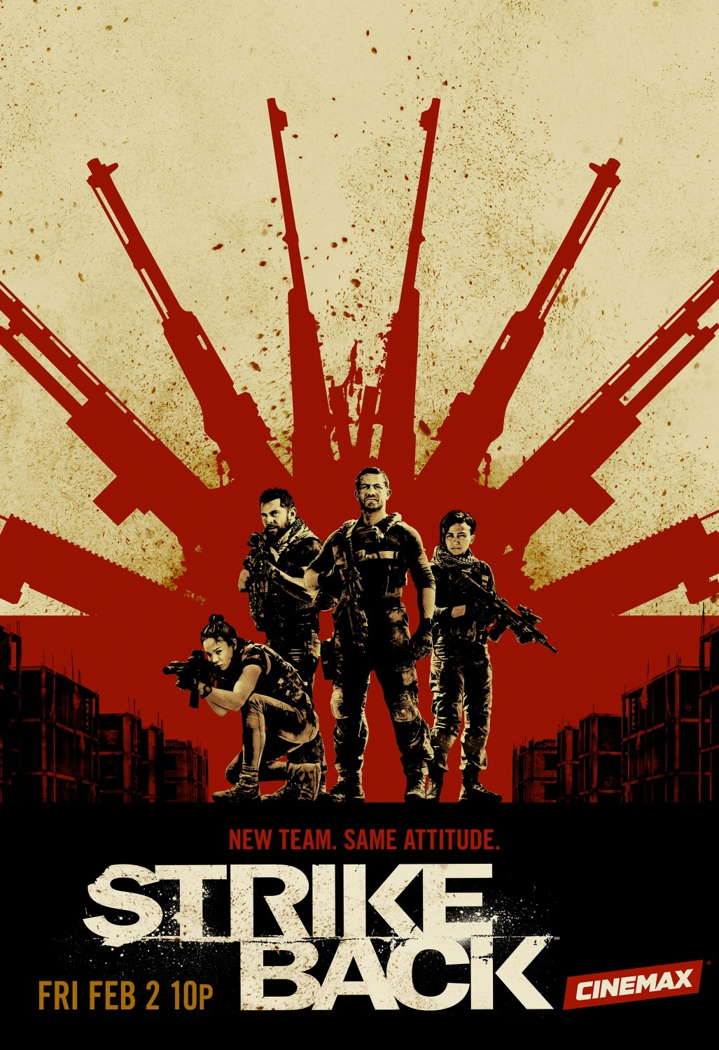 Strike Back Tv Series 2010 Imdb