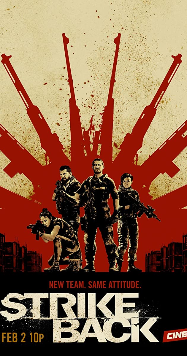 Strike Back - Season 7 - IMDb