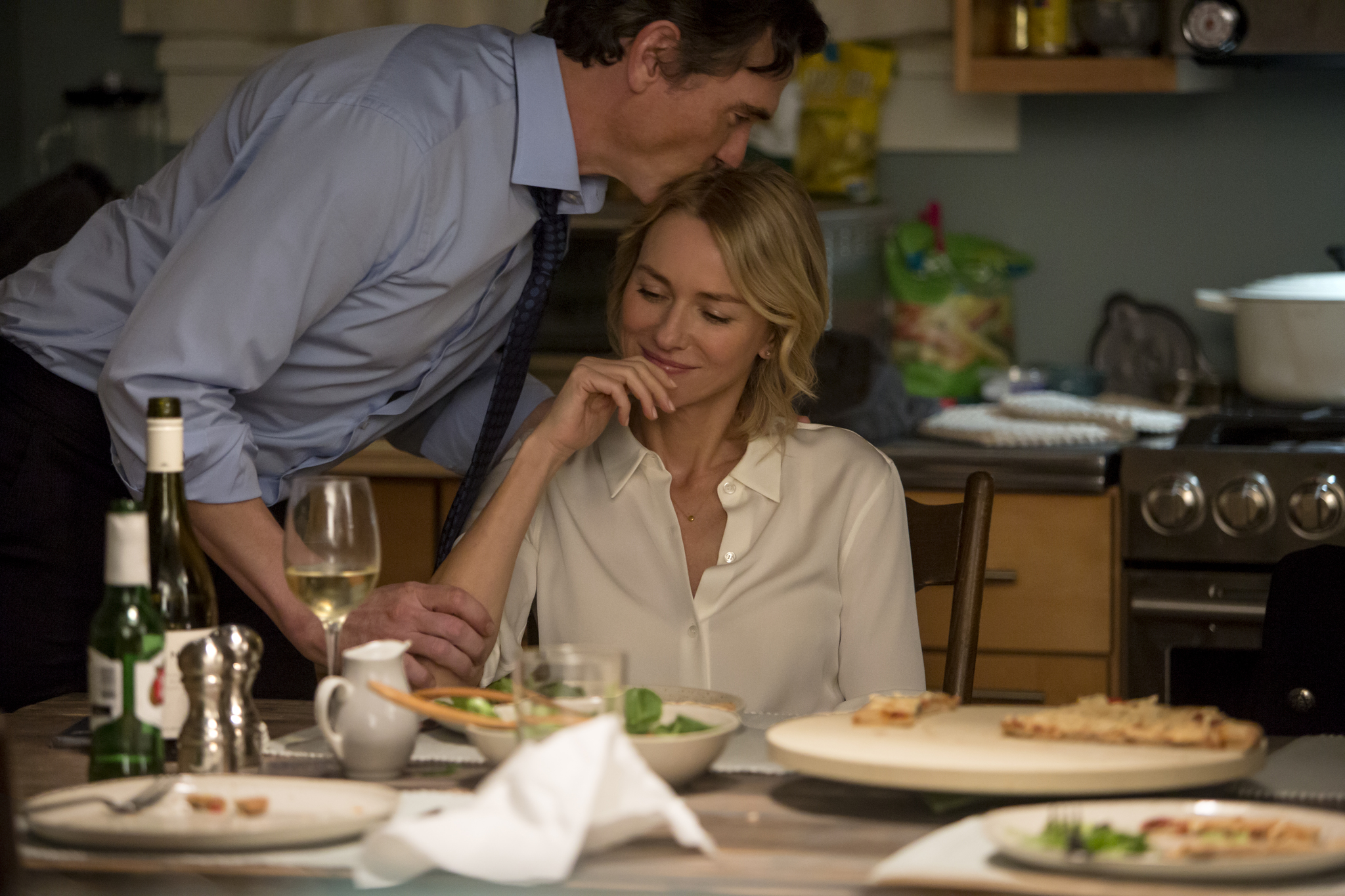 Billy Crudup and Naomi Watts in Gypsy (2017)