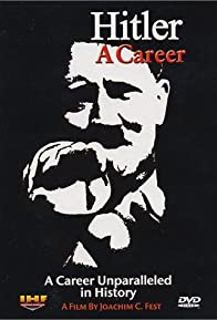 Primary photo for Hitler: A career