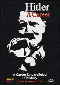 Recommend a good movie to watch Hitler - Eine Karriere [UltraHD]