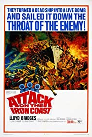 Attack on the Iron Coast (1968) Poster - Movie Forum, Cast, Reviews