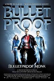 Chow Yun-Fat, Seann William Scott, and Jaime King in Bulletproof Monk (2003)