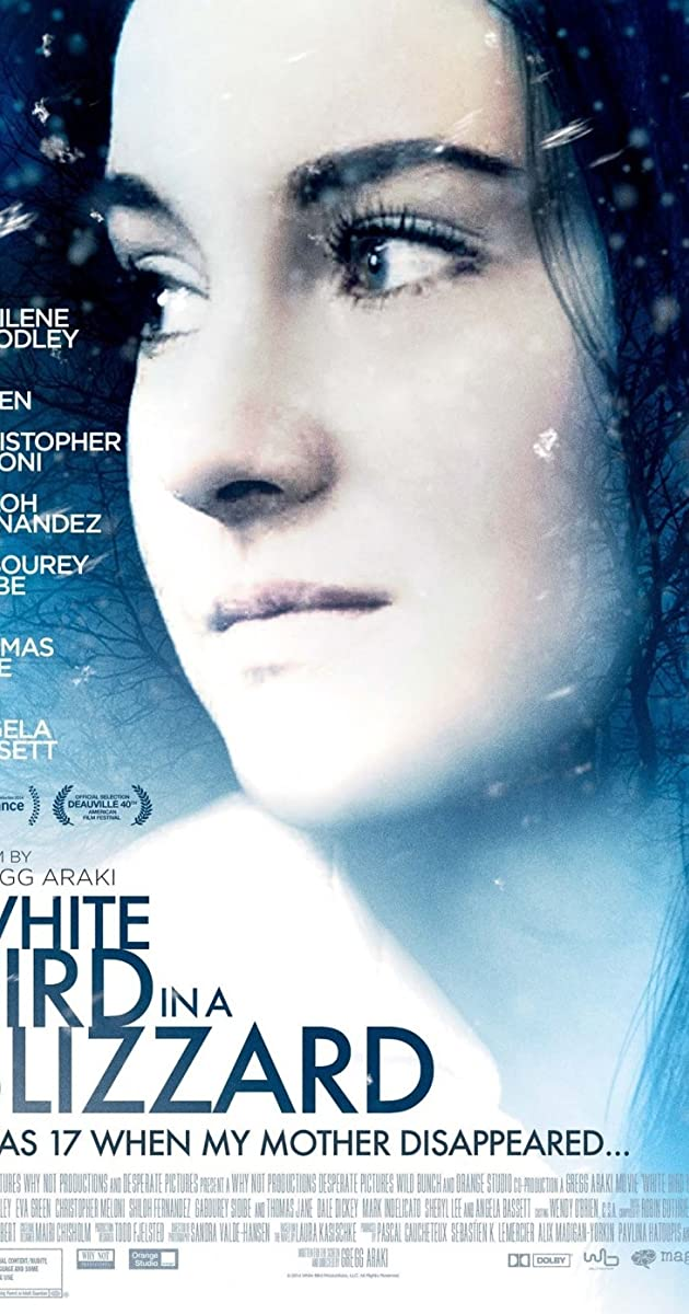 Subtitle of White Bird in a Blizzard