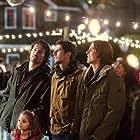 Sean Faris, Dana Watkins, Daniel Eric Gold, Josie Gallina, and Lucy Gallina in Christmas with Holly (2012)