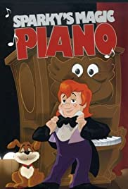 Sparky's Magic Piano Poster