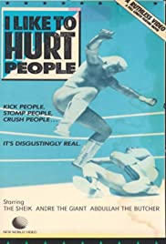 I Like to Hurt People(1985) Poster - Movie Forum, Cast, Reviews