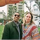 Jim Hechim and Orlando Jones in The Evidence (2006)
