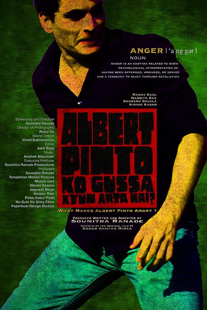 Albert Pinto Ko Gussa Kyun Aata Hai (2019) Hindi