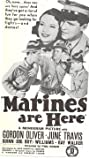 The Marines Are Here (1938) Poster