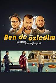 Serkan Keskin, Ali Atay, and Osman Sonant in Ben de Özledim (2013)
