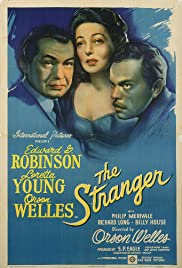 Watch Full HD Movie The Stranger (1946)