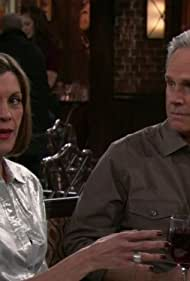 Gregory Harrison and Wendie Malick in Hot in Cleveland (2010)