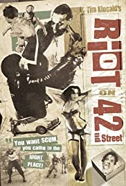Riot on 42nd St. (1988) film en francais gratuit