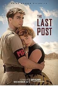 Jessie Buckley and Jeremy Neumark Jones in The Last Post (2017)