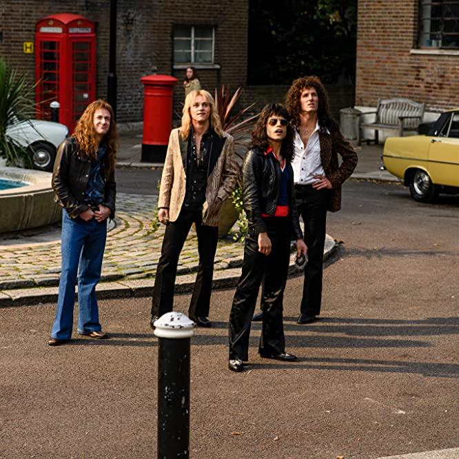Imdb The Apartment: 'Bohemian Rhapsody'