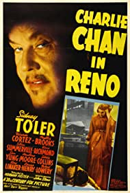 Phyllis Brooks and Sidney Toler in Charlie Chan in Reno (1939)