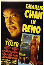 Charlie Chan in Reno (1939) Poster - Movie Forum, Cast, Reviews