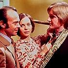 Bent Christensen, Anne-Lise Gabold, and Steen Springborg in Sæsonen slutter (1971)