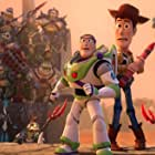 Tom Hanks and Tim Allen in Toy Story That Time Forgot (2014)